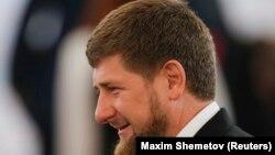 Глава Чечни Рамзан Кадыров, 1 декабря 2016 года