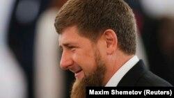 Голова Чечні Рамзан Кадиров