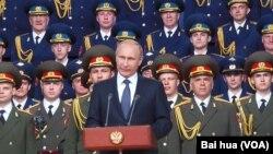 ولادیمیر پوتین (عکس آرشیو)
