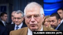 Josep Borrell, Înaltul Reprezentant al Uniunii Europene pentru politică externă