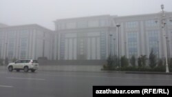 Türkmenistanyň Goranmak ministrligi, Aşgabat