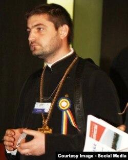 Părintele Sergiu Aga