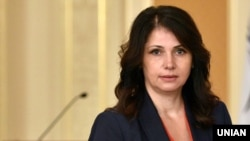 Міністр у справах ветеранів Ірина Фріз