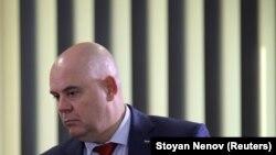 IvanGheșev, candidatul unic la funcția de procuror general al Bulgariei.