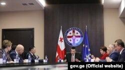 Վրաստանի ազգային անվտանգության խորհուրդ, արխիվ