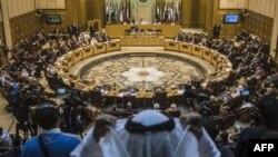 Nga takimi i Ligës Arabe në Kajro...