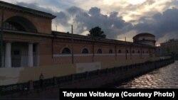 Петербург. Историческое здание Конюшенного ведомства
