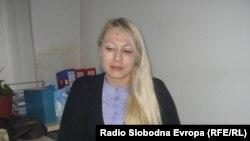 Душица Сеизовска Јовановиќ, поранешен член на СДСМ од Куманово.