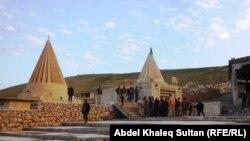 معبد لالش في سنجار