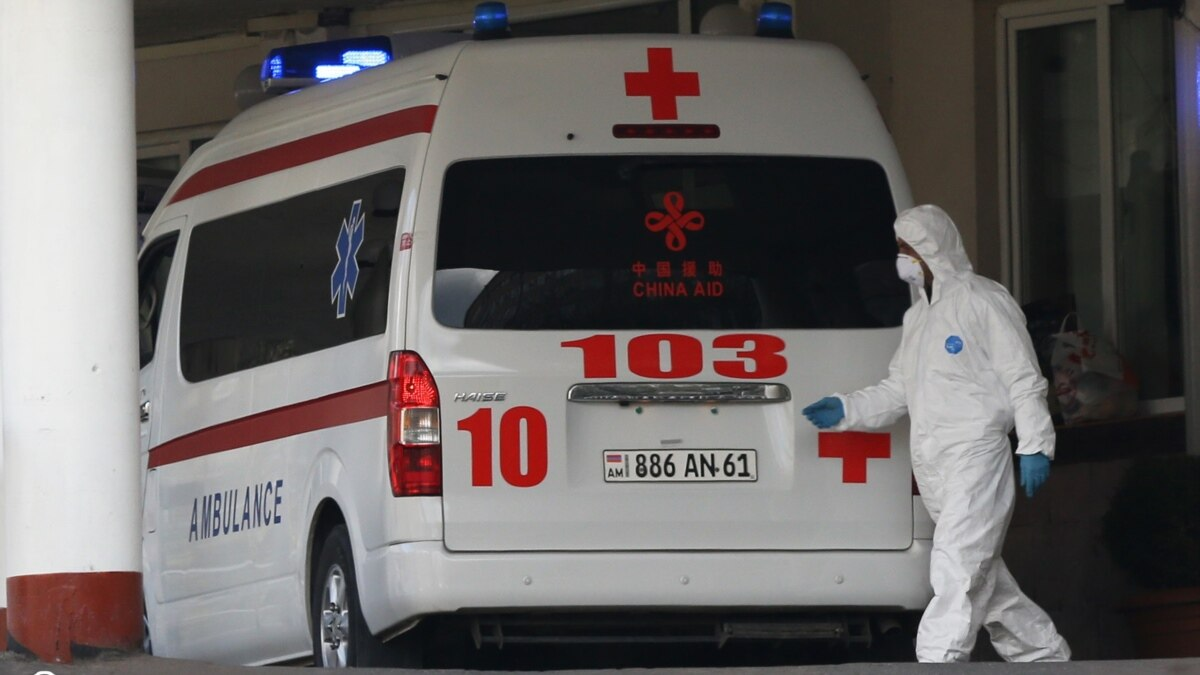 За сутки от коронавируса в Армении скончались 3 человека