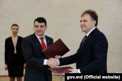 Кирилл Габурич и Евгений Шевчук