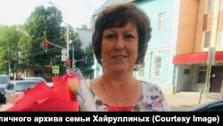 Фанзиле Хайруллиной было 47 лет