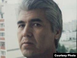 Özbegistanly belli oppozisiýa lideri Muhammed Salyhyň inisi Muhammed Bekjan.