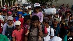 Karvani i migrantëve