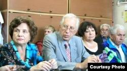 Руководители национально-культурных обществ Севастополя на совещании