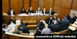 Кадр з фільму «Правосуддя в Угорщині»