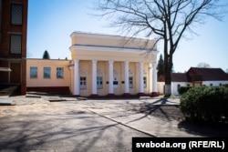 Былая гімназія, дзе вучыўся Кастусь Каліноўскі