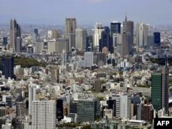 Жапония астанасы Токио. (Көрнекі сурет)