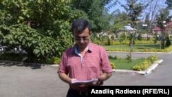 Yadigar Sadıqov, 2010