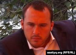 Италия парламентінің депутаты Манлио Де Стефано. Алматы, 4 тамыз 2013 жыл.