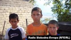 Romska djeca u Konjicu, foto: Mirsada Ćosić