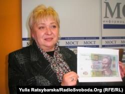 Олена Капусткіна, експерт управління Нацбанку