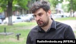 Одеський активіст Павло Поламарчук