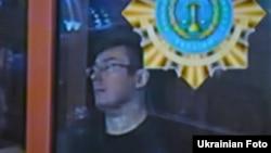 Юрій Луценко в залі суду, 2 квітня 2013 року