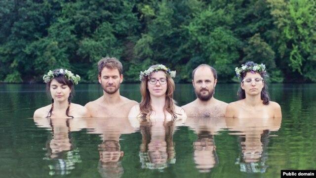 Чеський гурт «Міланош» (фото: Гелена Фікерова)