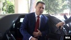 Nikolla Gruevski, foto arkivi