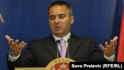 Direktor Uprave policije Veselin Veljović