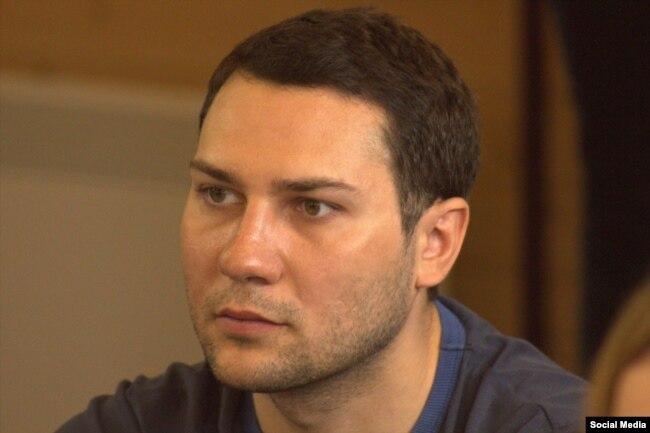 Юрист Давид Меладзе