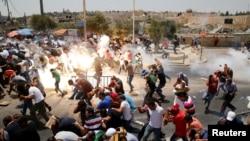 Беспорядки в Иерусалиме 21 июля 2017 года