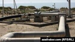 Gazgeçiriji, Hazar deňzi, Türkmenistan