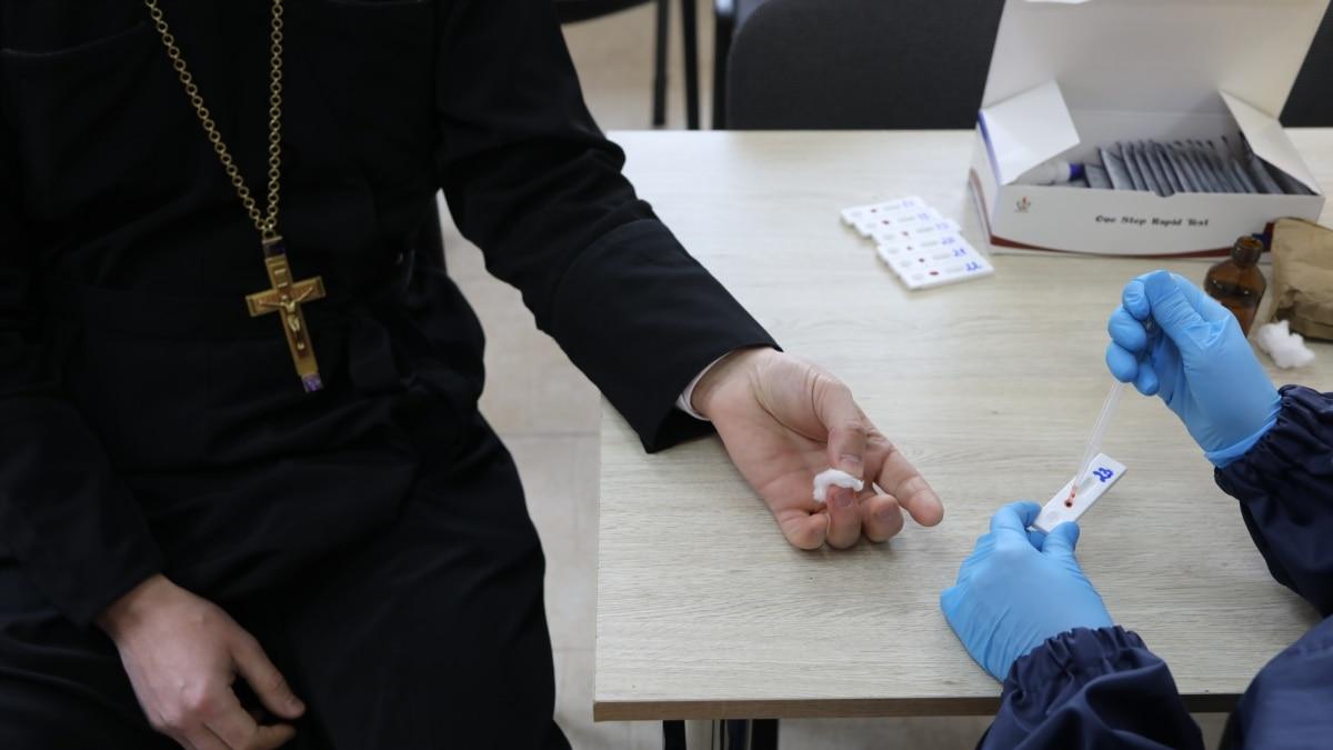 На Львовщине 166 человек инфицированы, среди больных есть нацгвардійці