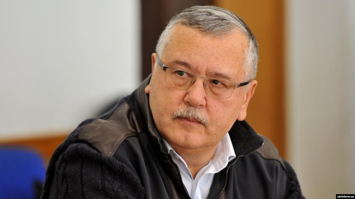 Народный депутат Чумак возглавил избирательный штаб Гриценко