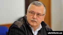 Анатолій Гриценко подав позов до президента про порушення при веденні передвиборчої кампанії