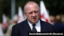 Георгий Маргвелашвили, Грузия президенті.