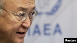 IAEA Director-General Yukiya Amano