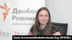 Анна Мокроусова, руководительница общественной организации «Блакитний птах», психолог