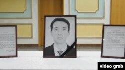 Фото 40-летнего Еламана Жолдасова, второго секретаря посольства Казахстана в Египте, тело которого 13 декабря обнаружила его супруга в подъезде дома в Каире.