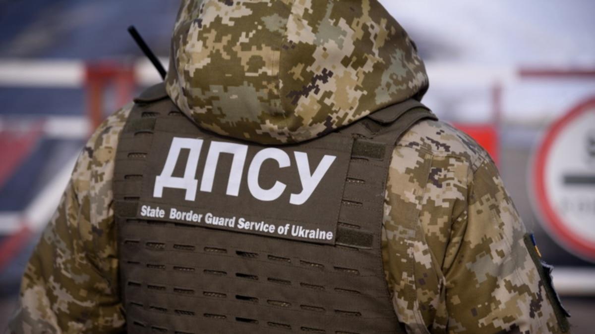 Пограничники не пустили в Украину россиянина с медалью «За возвращение Крыма»
