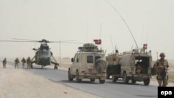 Тысяча британских солдат покинет Ирак уже к концу этого года