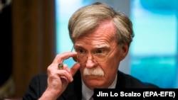Këshilltari për Siguri Kombëtare në SHBA, John Bolton, foto nga arkivi.