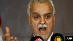 Опальный вице-президент Ирака Тарек Хашеми