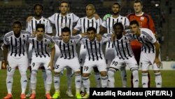 «Neftçi» komandası, 28 avqust, 2014