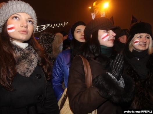 Около 200 человек задержано за участие в акции несогласия в Минске (ВИДЕО)