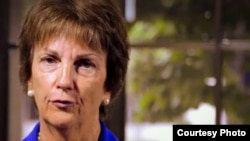Сюзан Эллиот, посол США в Таджикистане.