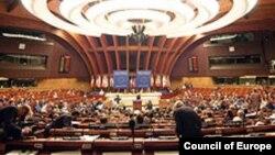 Եվրախորհրդի խորհրդարանական վեհաժողովի նիստը, արխիվային լուսանկար