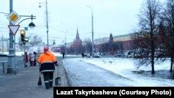 Москвадагы эмгек мигранты